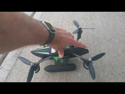 Wltech Triphibian quad copter - from Banggood.com - UC048if42urUX_7n5w-D3NWg