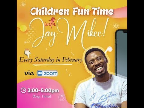 CHILDREN FUNTIME WITH JAYMIKEE S2W1