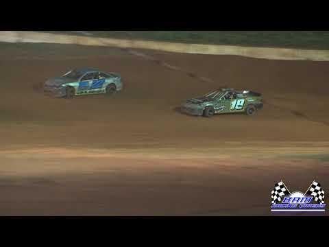 Hornet Feature - Carolina Speedway 6/25/21 - dirt track racing video image