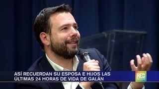 RED+ | Así recuerdan su esposa e hijos las últimas 24 horas de vida de Luis Carlos Galán