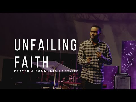 What is Unfailing Faith // What's the status of your faith? // Pastor Debo Omotunde