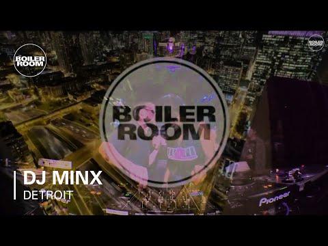 DJ Minx Boiler Room Detroit DJ Set - UCGBpxWJr9FNOcFYA5GkKrMg