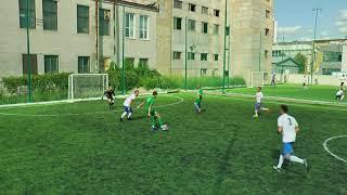 Обзор матча | 5. ABM Cloud - Юрия-Фарм #SFCK Street Football Challenge Kiev