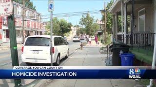 Harrisburg police investigate fatal shooting