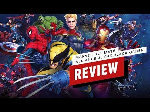 Marvel Ultimate Alliance 3: The Black Order Review - UCKy1dAqELo0zrOtPkf0eTMw