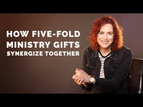 Demonstrating the Five-Fold Ministry in Action