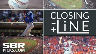Saturday's Baseball Betting Show | MLB Picks, Predictions and Odds Breakdown | Closing line