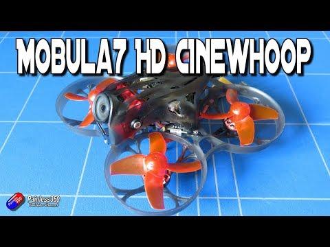 Mobula 7 HD 3s 'CineWhoop' - the best I've tried - but not perfect - UCp1vASX-fg959vRc1xowqpw