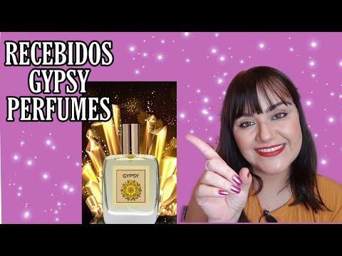 RECEBIDOS GYPSY PERFUMES ❤️