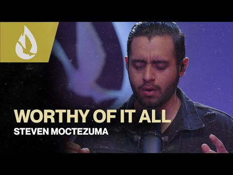 Worthy of It All (by David Brymer)  Acoustic Worship Cover by Steven Moctezuma