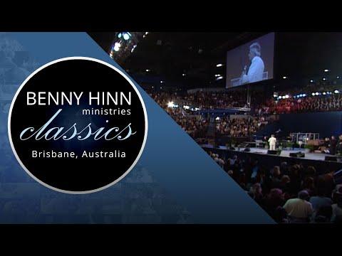 Benny Hinn Ministry Classic - Brisbane, Australia Part 2