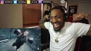 Godzilla ft. Juice WRLD (Dir. by _ColeBennett_) (REACTION!!!)