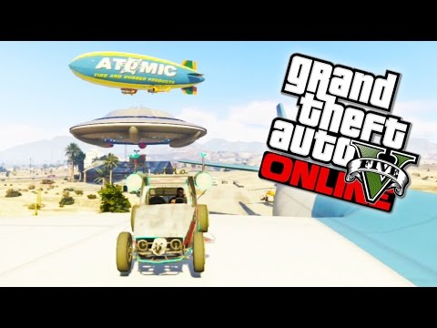 GTA 5 Funny Moments - GTA 5 Online UFO, Cargo Plane, Space Docker & Blimp Glitch! (GTA 5 Gameplay) - UC2wKfjlioOCLP4xQMOWNcgg