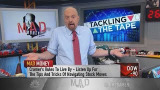 Look for something 'unusual' to foreshadow a stock's direction: Jim Cramer