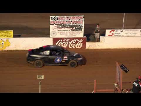 06/11/21 Dorsey Trailer Sales Amature 4s Feature - Oglethorpe Speedway Park - dirt track racing video image