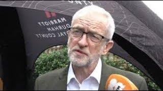 Jeremy Corbyn Surges In Latest Poll Despite Ferocious Smear Campaign