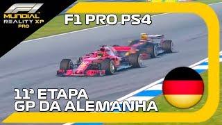 Melhores Momentos F1 | Mundial PRO PS4 - 11ª Etapa GP da Alemanha (Leilão)