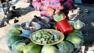 He Manages Everything Most Hard working Selling Tasty Masala Guava @ Tk 20 Delicious Food Dhaka