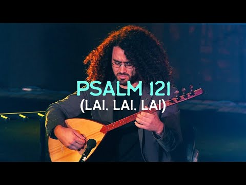 Psalm 121 in HEBREW!  (Lai, Lai, Lai) LIVE at the TOWER of DAVID, Jerusalem // Joshua Aaron