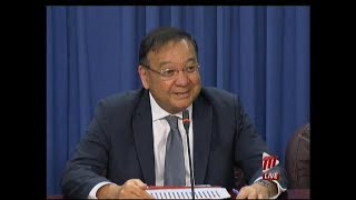 Post Cabinet Media Briefing - Thursday August 22nd 2019