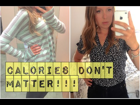 Why you should STOP COUNTING CALORIES! - UCSpXy5_I9e4sMYQsTQXVl4Q