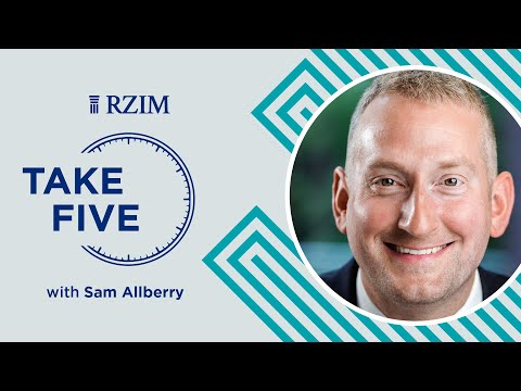 What Does Jesus Mean When He says I am the Good Shepherd?  Sam Allberry  Take Five  RZIM