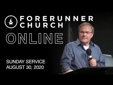 Sunday Service  IHOPKC + Forerunner Church  August 30