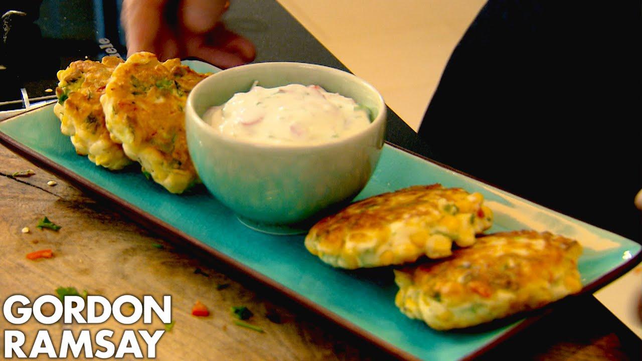 Snacking Recipes With Gordon Ramsay