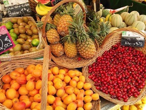 BEST FOOD MARKET IN PARIS - Tour Of The Aligre Market - default
