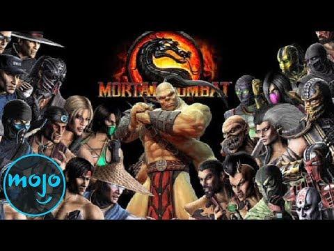 Top 10 Mortal Kombat Characters - UCaWd5_7JhbQBe4dknZhsHJg