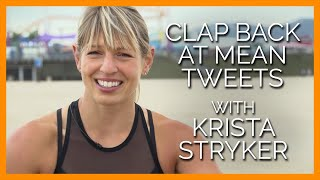 Plant-Based Personal Trainer Krista Stryker Claps Back at These Mean Tweets