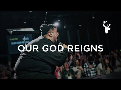 Our God Reigns - Edward Rivera & the McClures  Moment