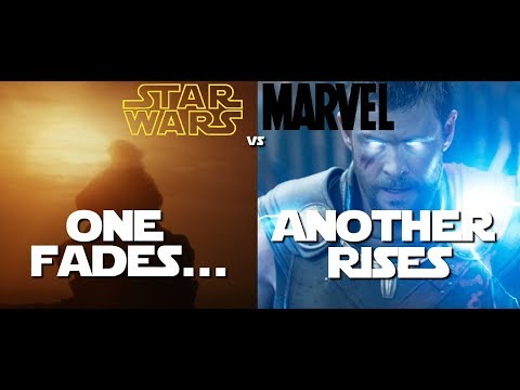 Marvel (MCU) vs Star Wars: Why one is rising and one is falling - UCo1bmdhnhLKvLAQWXSn92Wg