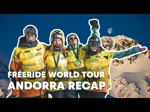 Freeride World Tour Full Highlights from Andorra - UCblfuW_4rakIf2h6aqANefA
