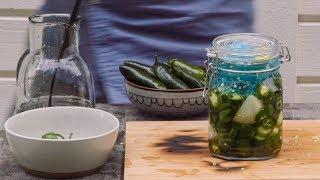 Hot sauce på jalapeño - så här enkelt är det (del 1)