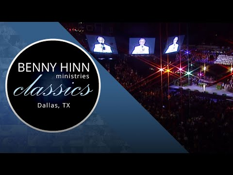 Benny Hinn Ministry Classic - Dallas, TX Part 2