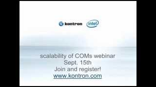 Webinar: Scalability of board level products webinar teaser video