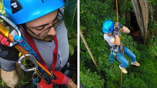 Do Not Let Fear Beat You (Climbing in Costa Rica)