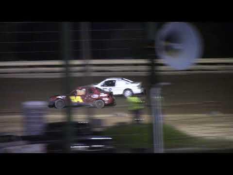 Feature Results:  1st) #54 Wayne Truitt 2nd) #910 Travis Timko 3rd) #8H Joe Huber 4th) #4F Jim Fye 5th) #36F Zack Frantz 6th) #16 Keegan Bell  7th) #55 Joe Anthony 8th) #154 Ricky Nelson 9th) #569 Blake Joiner 10th) #58 Paul Marsh Jr. DNF) #17 Randy Albert (-6 Laps) DNF) #11 Jim Boyer (-8 Laps) - dirt track racing video image