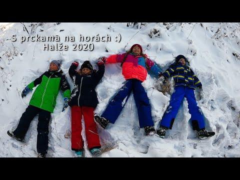 S prckama na horách :)
