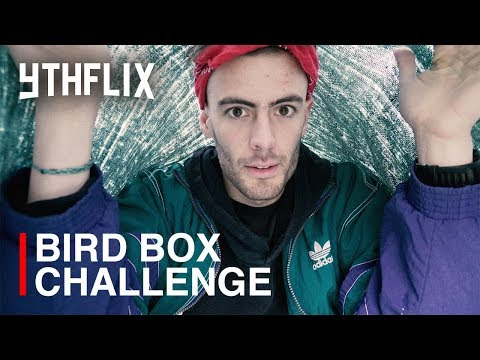 24 Hour Bird Box Challenge   Elevation Youth