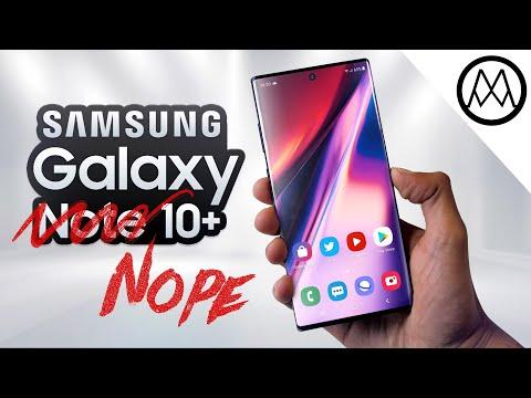 Why I'm not using the Samsung Note 10+ - UCMiJRAwDNSNzuYeN2uWa0pA