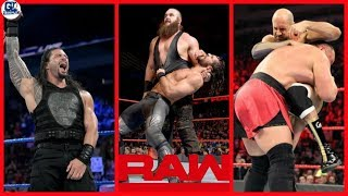 WWE Monday Night Raw- August 19, 2019 Highlights Preview | WWE Raw 19/08/2019 Highlights