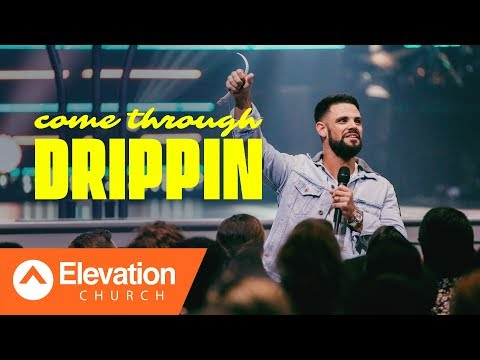 When you leave you will not go empty-handed.  Pastor Steven Furtick