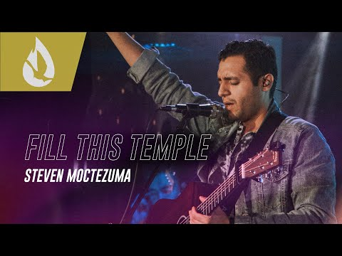 Fill This Temple (Jim Cernero, Benny Hinn)  Acoustic Worship Cover by Steven Moctezuma