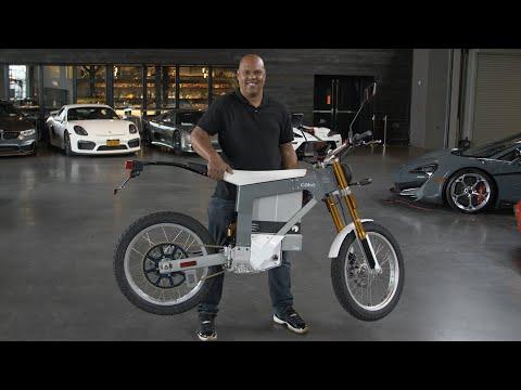 We rode Cake's 150-lb fully electric motorcycle - UCOmcA3f_RrH6b9NmcNa4tdg
