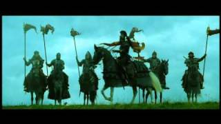 Arthur's Speech to the Knights on the Hill