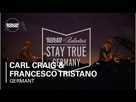 Carl Craig & Francesco Tristano Boiler Room & Ballantine's Stay True Germany Live Set - UCGBpxWJr9FNOcFYA5GkKrMg