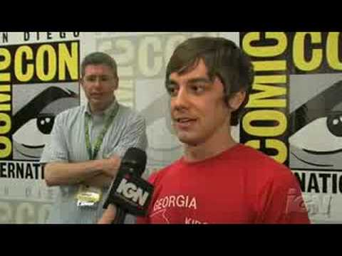 SDCC 08: Land of the Lost Jorma Taccone Interview - UCKy1dAqELo0zrOtPkf0eTMw