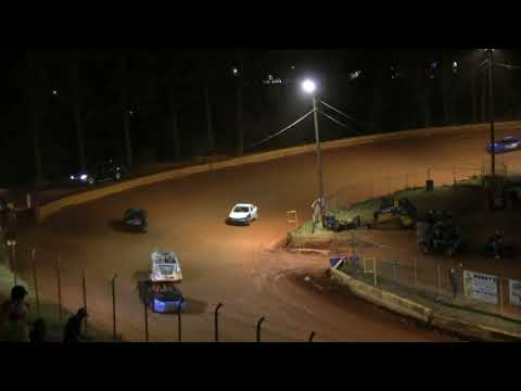 FWD Main @ Toccoa March 17th 2018 - dirt track racing video image
